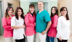 Lo-staff-dell-ambulatorio-odontiatrico-Dental-Bios